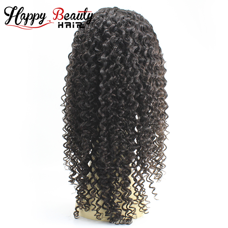 Best Sell Human Lace Front Wig Curly Hair