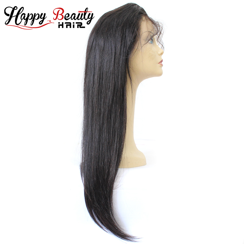 Top Quality Full Cuticle Virgin Kinky Straight 360 Wig