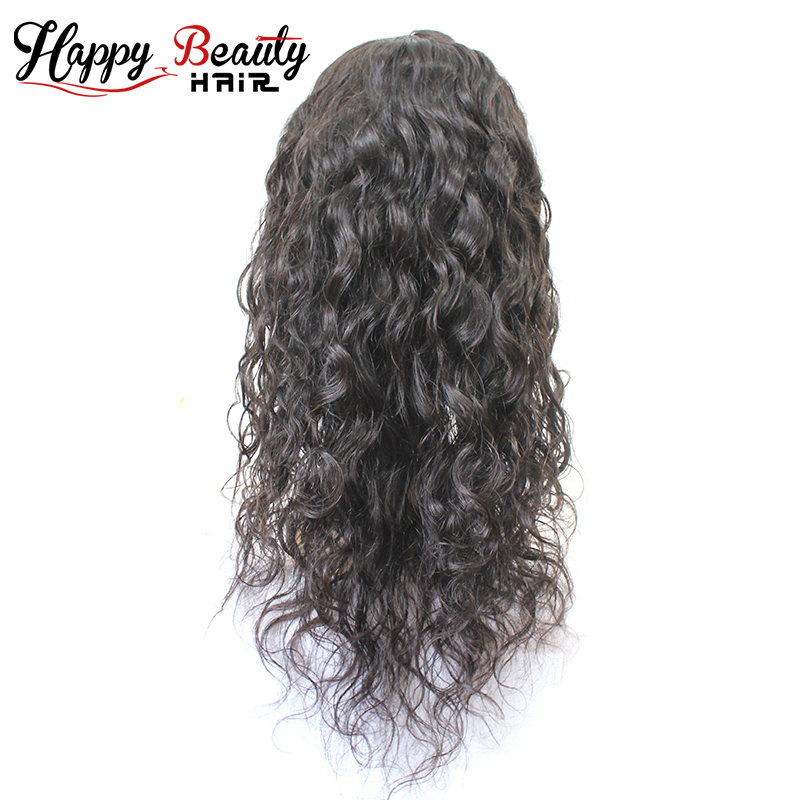 For Black Woman Natural Wave Lace Front Wig